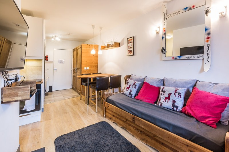 Apartment Batiment F Chalet in Chamonix