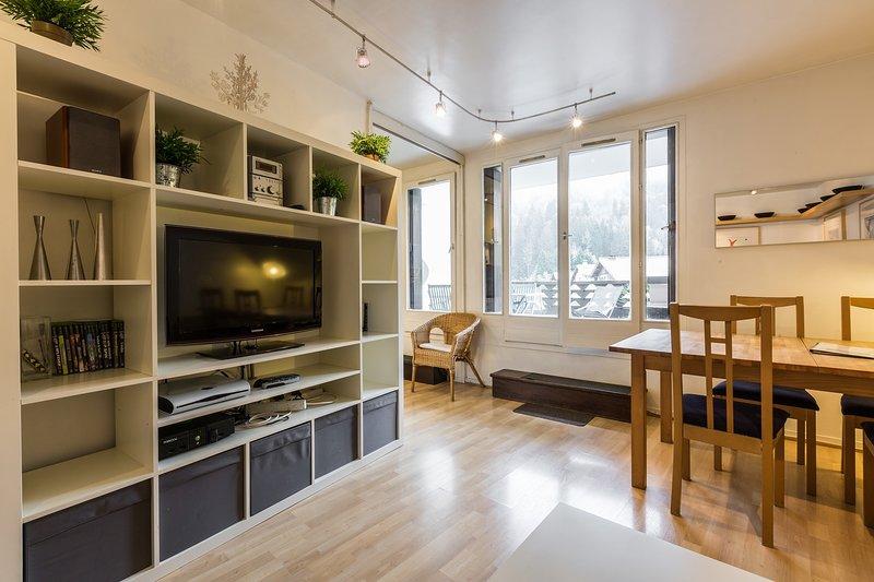 Apartment Gentianes 1 Chalet in Chamonix