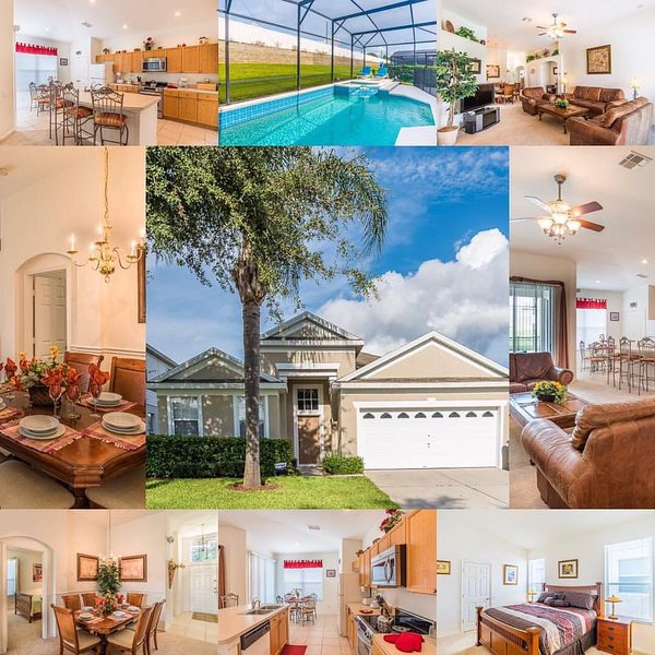 Your Own Private Disney Villa, holiday rental in Kissimmee