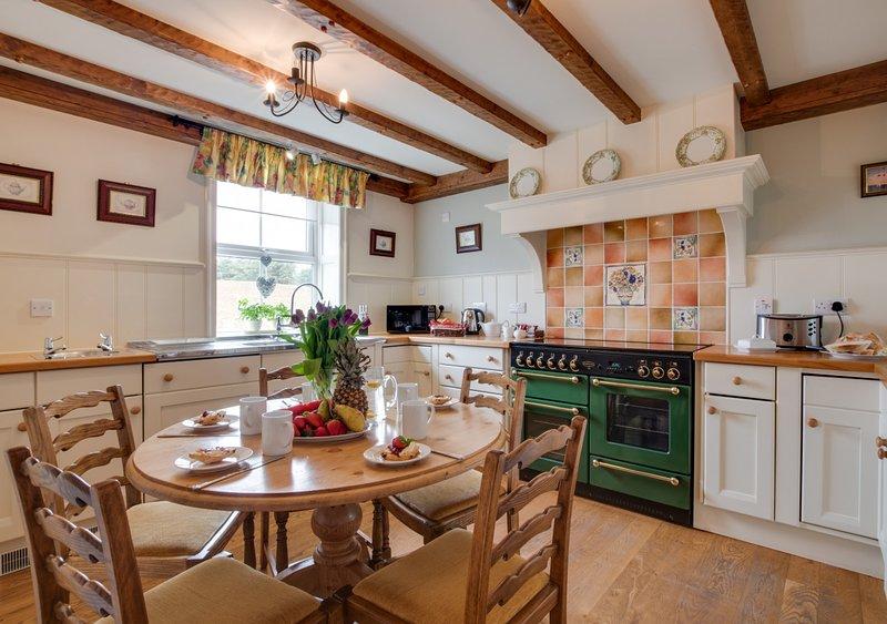 Willows' End Cottage, vakantiewoning in Levisham