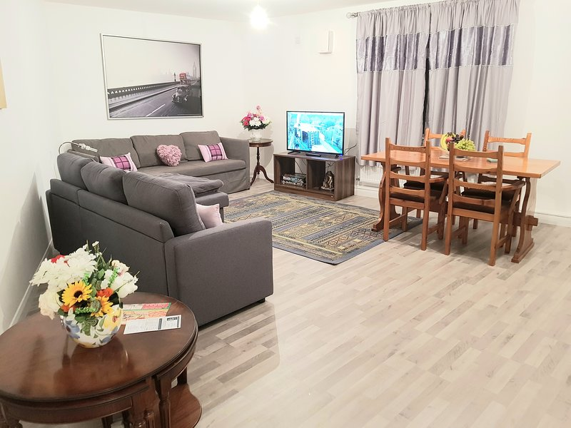 Marble Square Deluxe -Flat 9, holiday rental in Halling