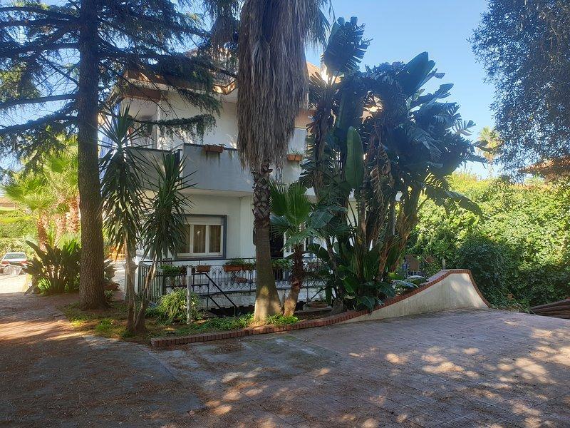 Green House, vacation rental in Tremestieri Etneo