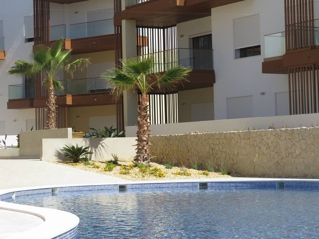 Apartment Terrace and Swimming Pool