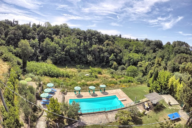 il Nido, holiday rental in Montefoscoli