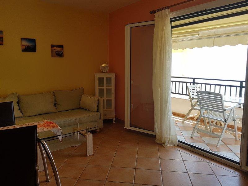 Glyfada Beachfront 2, holiday rental in Vatos