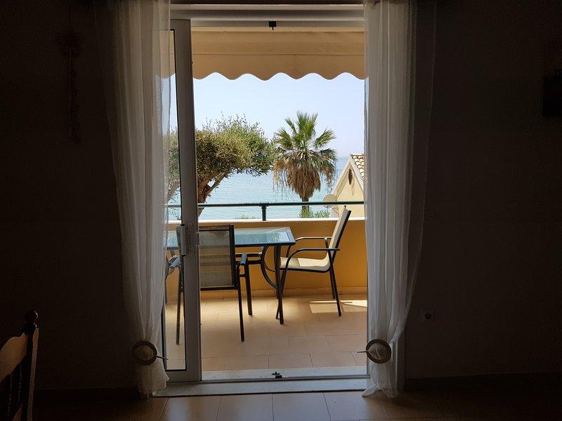 Corfu Glyfada Maisonette 60, casa vacanza a Glyfada