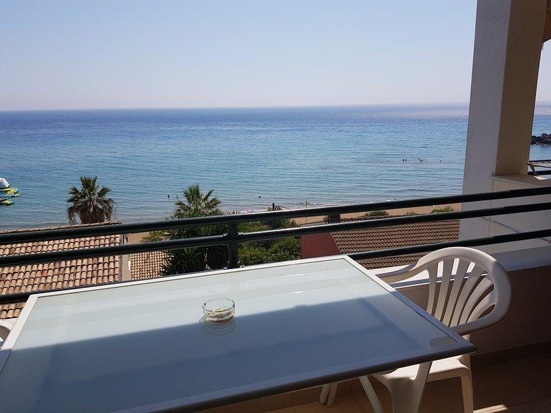 Corfu Glyfada Maisonette 87, vacation rental in Vatos