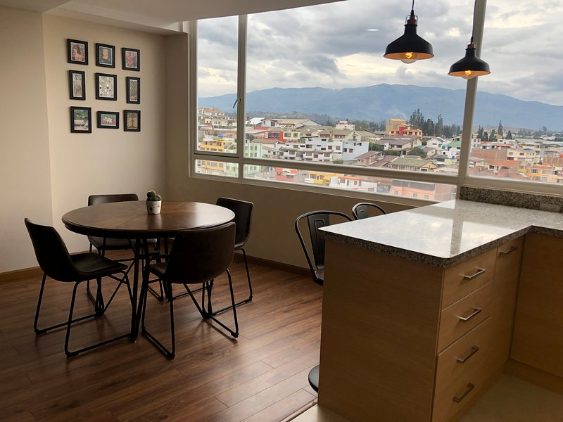 Apartamento de lujo 360°, location de vacances à Cacha