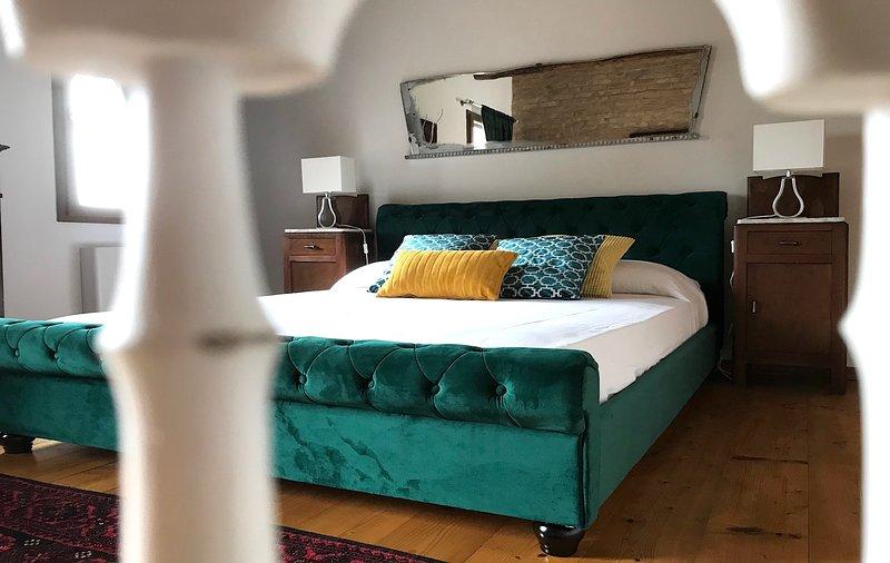 B&B Tenuta della Duchessa - Junior Suite, holiday rental in Porto Viro