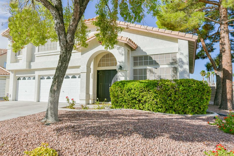 A relaxing getaway awaits you at this amazing Henderson vacation rental home!