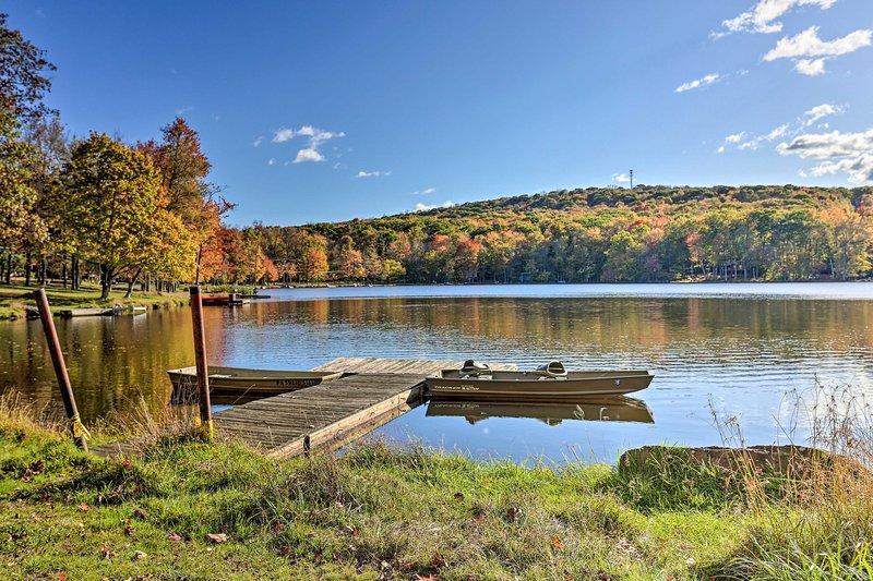 Locust Lake Village Location | Registration Fee Required