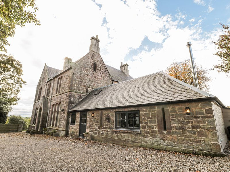 Stable Conversion, Berwick-Upon-Tweed, location de vacances à Norham