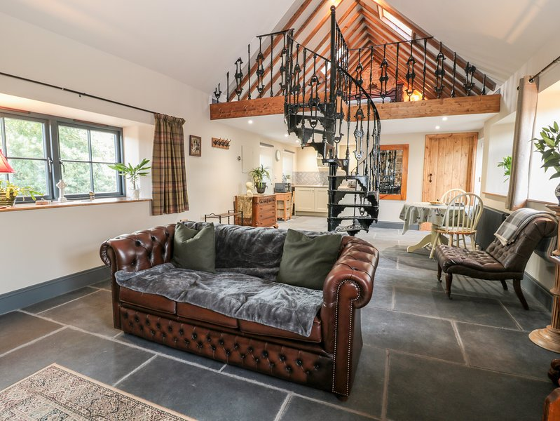 Stable Conversion, Berwick-Upon-Tweed, Ferienwohnung in Kilham