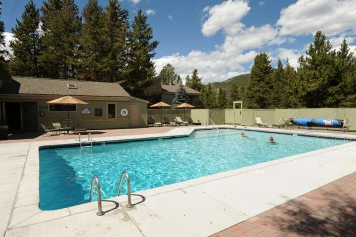 Take A Swim, Pool Steps Away From Your Condo