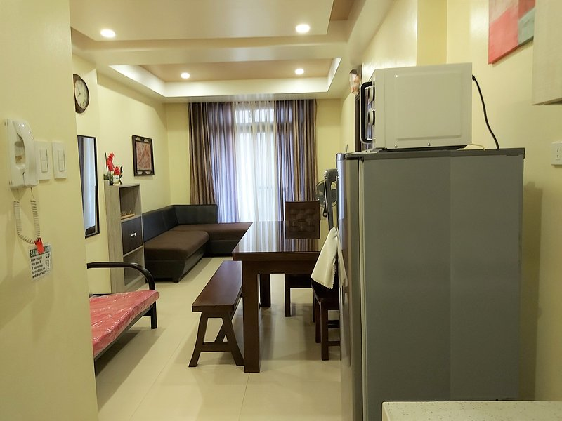 Decent Apartelle in the Heart of Baguio, location de vacances à La Union Province