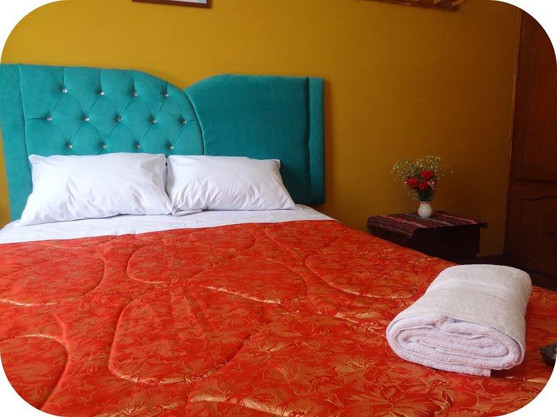 Departamento comodo en zona segura, holiday rental in San Sebastian