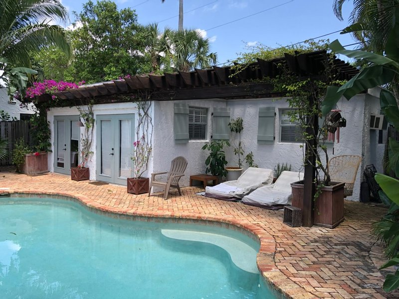 Belair Cottage, location de vacances à Palm Beach