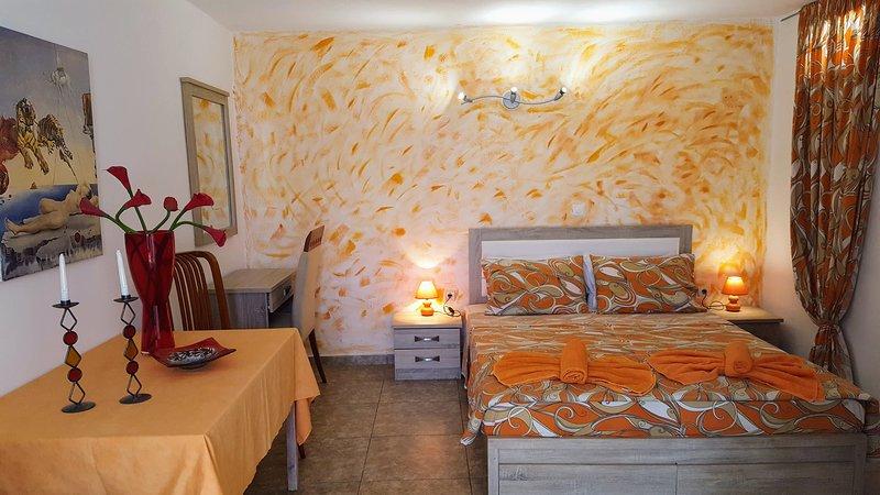 Pleasure Room 3 By The Sea, holiday rental in Agios Georgios