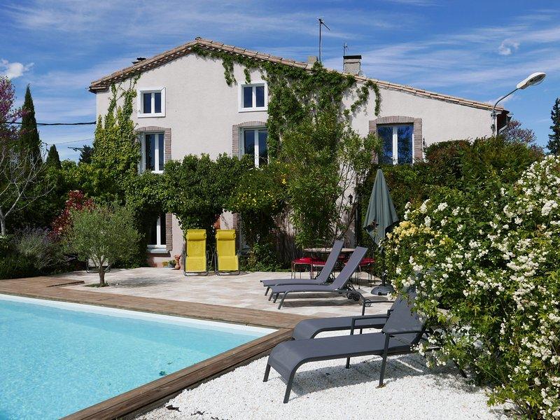 La Maison des Hêtres, location de vacances à Lasserre-de-Prouille