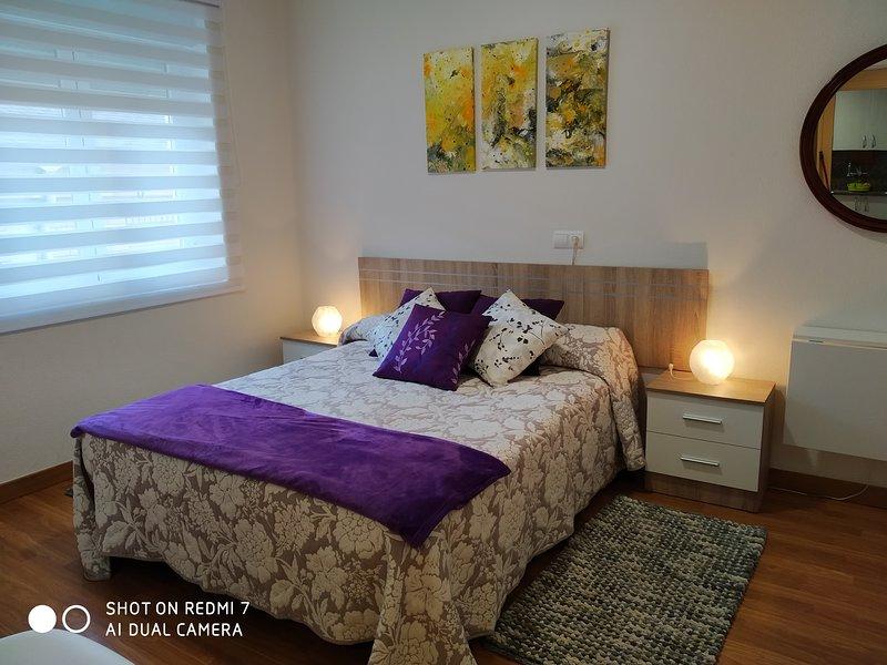 Apartamento Casco Antiguo Ponferrada, vacation rental in Ozuela