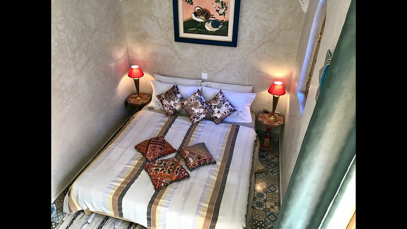 DAR BARBI Chambre Buganvillee, vacation rental in Marrakech