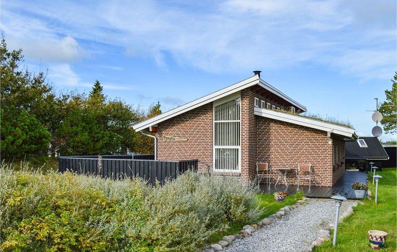 Nice home in Jerup w/ 3 Bedrooms, alquiler vacacional en Skagen