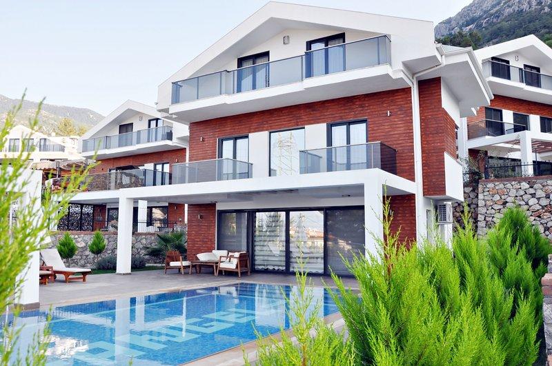 Angel Prestige Villa E, holiday rental in Faralya
