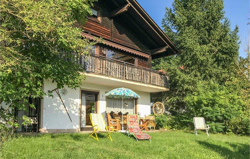 Nice apartment in Arrach with 2 Bedrooms (DBA263), Ferienwohnung in Hohenwarth
