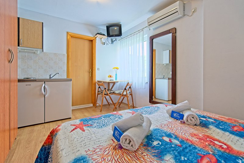 Studio with Park View, holiday rental in Govedari