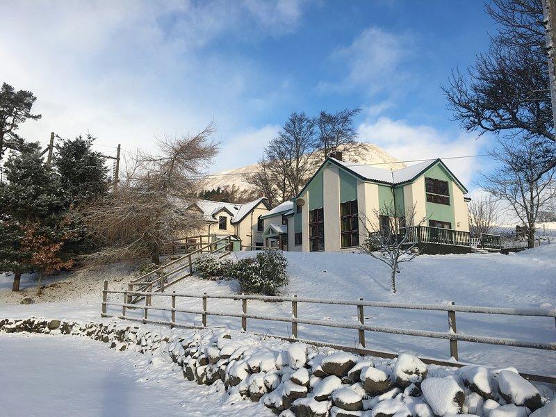Gulabin Lodge, holiday rental in Kirkmichael