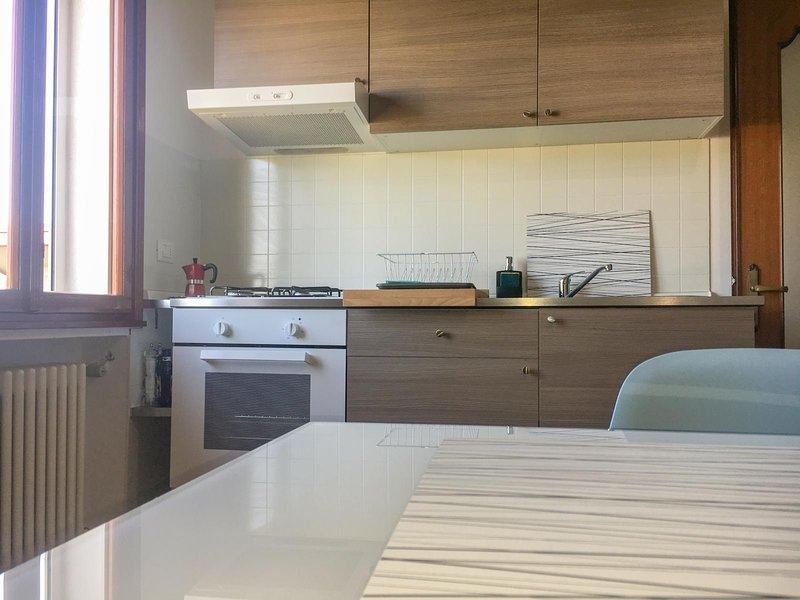 Da Caterina Appartamento Con Cucina, vacation rental in San Giorgio in Bosco