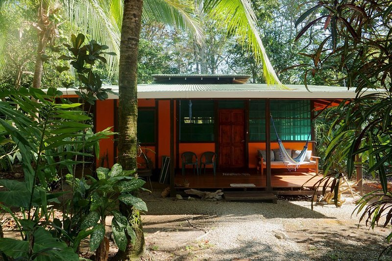 Shanti Wasi -  Casa Titi Self Contained Jungle/beach Cabina – semesterbostad i Cabo Matapalo