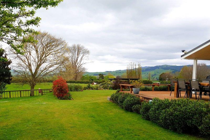 Closeburn Lodge Farmstay, holiday rental in Hamilton