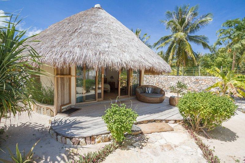 Oceanfront Bungalows, holiday rental in East Nusa Tenggara