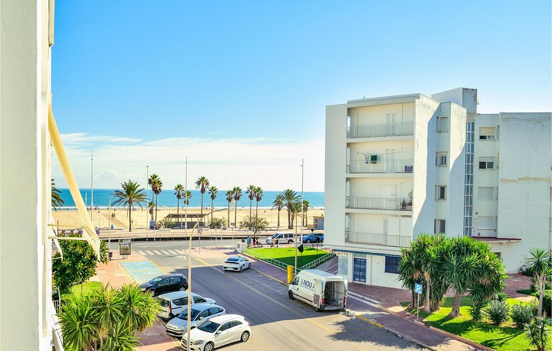 Stunning apartment in Grao de Gandia with 2 Bedrooms (EBV077), holiday rental in Grau i Platja