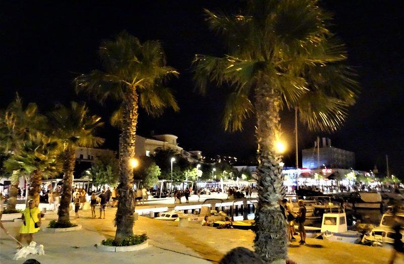 Crikvenica night