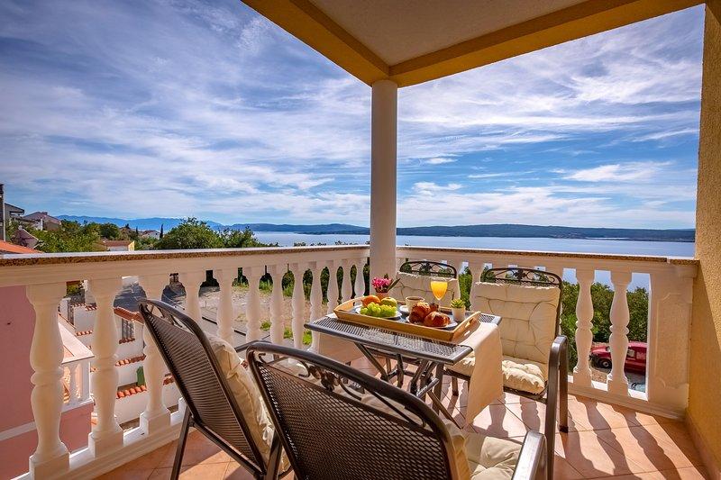 Villa Oleander V- Royaluxs, location de vacances à Dramalj