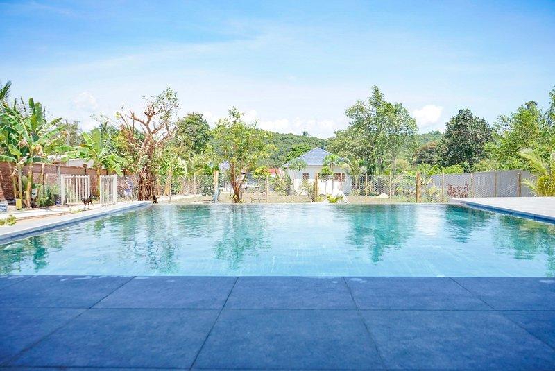 Villa Les Toits Bleus, vacation rental in Phu Quoc Island