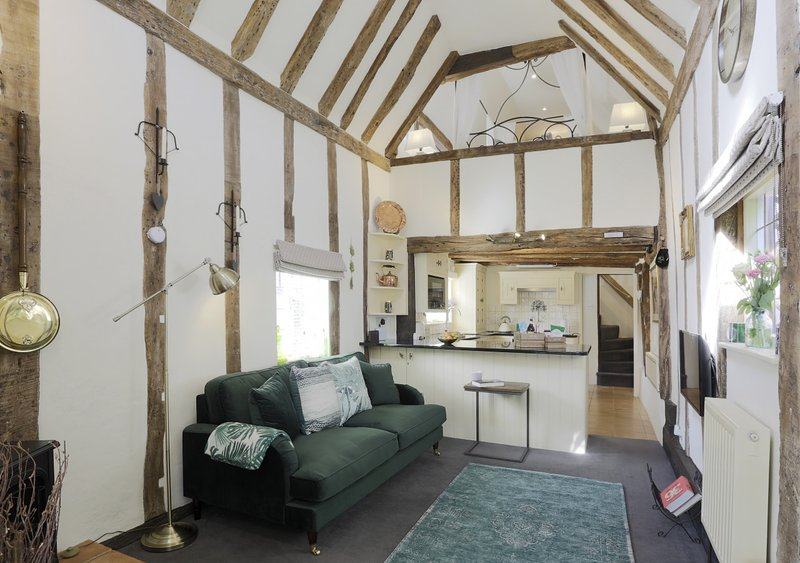 Lady Cottage, holiday rental in Buxhall