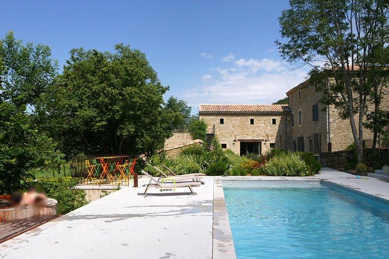La ferme du Rastel, location de vacances à Drôme