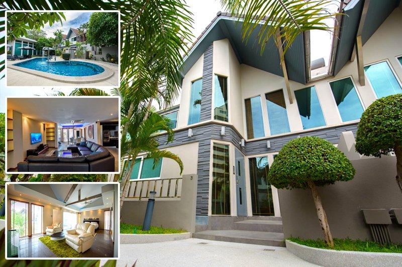Boutique Garden Villa ☆☆☆☆☆, holiday rental in Jomtien Beach