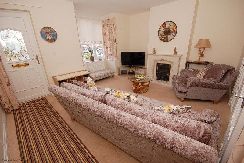 Gardeners Rest, Sheringham. 4* GOLD Visit England award., holiday rental in Sheringham