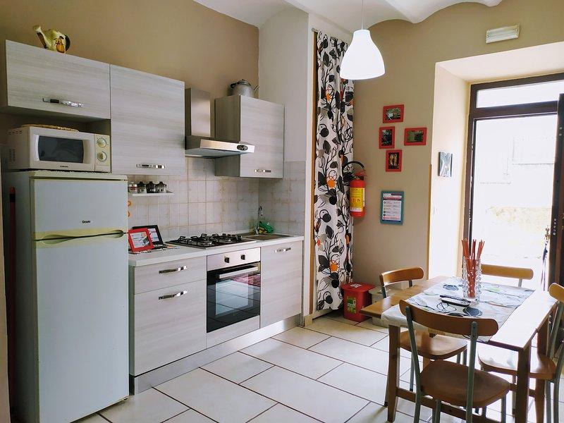 Appartamento il Vecchio Treno a Tivoli, holiday rental in Tivoli
