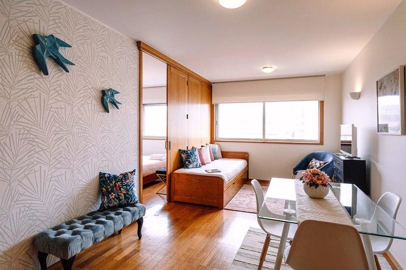 Jasione Apartment, Paranhos, Porto !New!, location de vacances à Maia