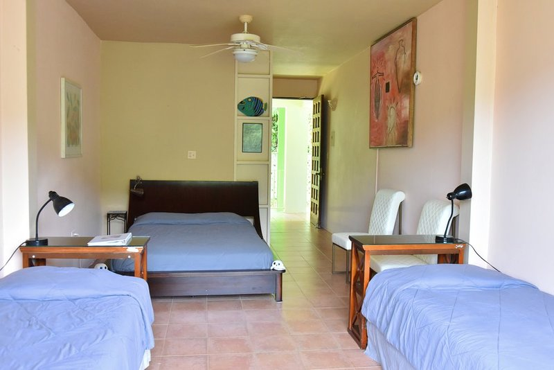 Quadruple A, vacation rental in Naguabo