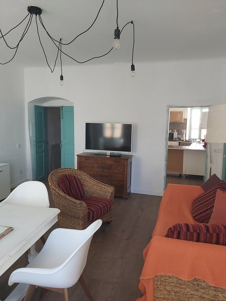 Amazing apt near the beach, vacation rental in Algajola