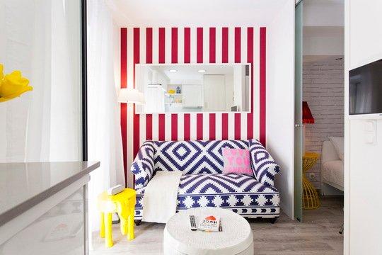 ALTIDO Trendy chic studio in Alfama, 4mins to Santo Estêvão Belvedere viewpoint, alquiler vacacional en Barreiro