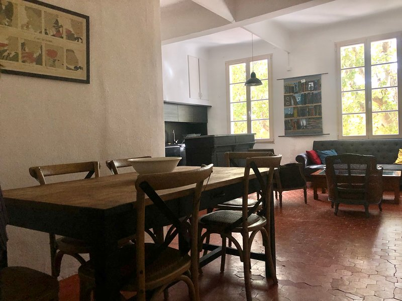 salle à manger/séjour