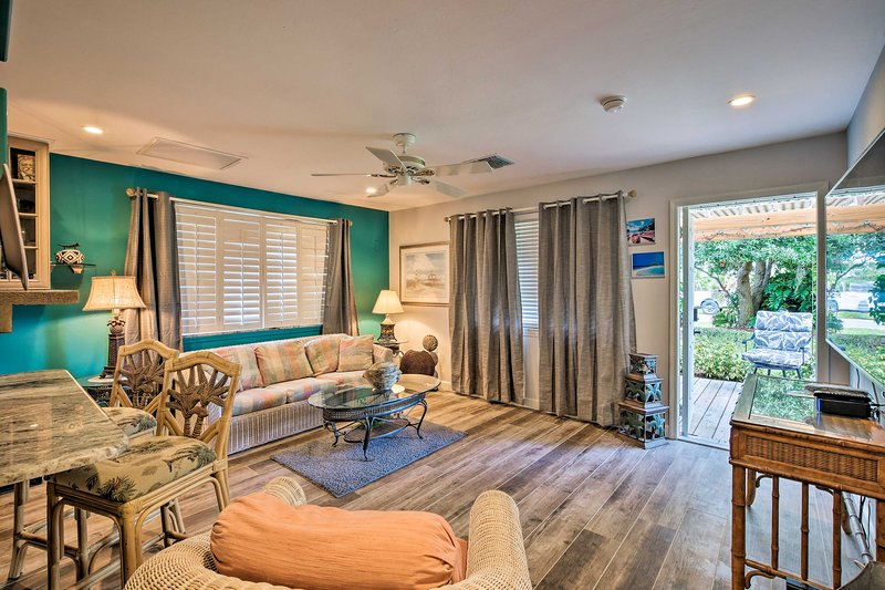 Updated Naples Cottage - Near Beaches & Golfing!, vacation rental in Pelican Bay