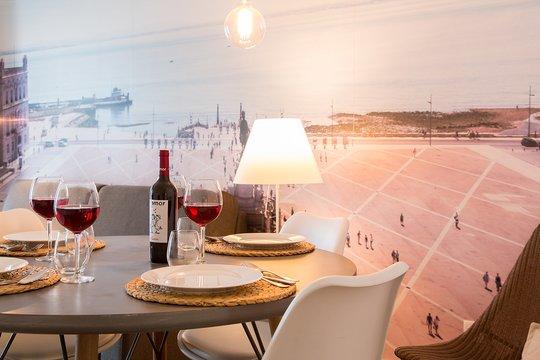 Sala de estar / comedor